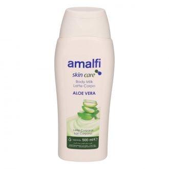 Crema body milk aloe vera Amalfi 500ml