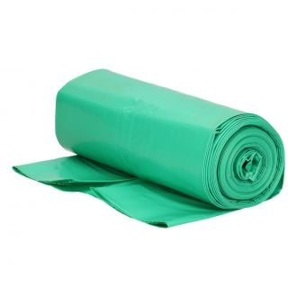 Bolsa de basura industrial 85x105cm verde G200