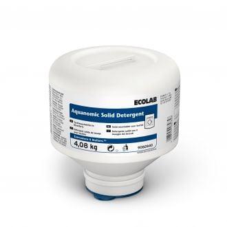 Detergente Aquanomic sólido 4,08Kg