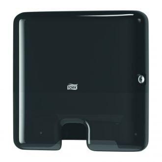 Dispensador Mini para Toalla de Mano Entreplegada Tork Xpress negro