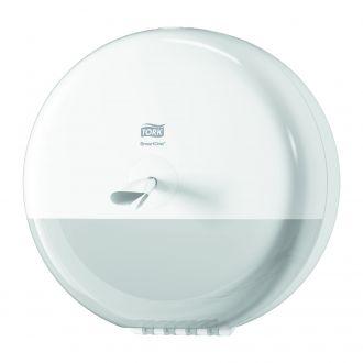 Dispensador de Papel Papel Higiénico Tork SmartOne ABS Blanco