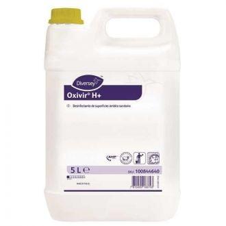 Detergente Desinfectante OxivirH+ Diversey 5L