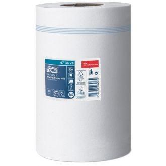 Bobina Secamanos Celulosa Mini Tork Reflex 2 capas - 67m