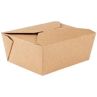 Envase Cartoncillo Kraft con Solapa 11,2x9x6,5
