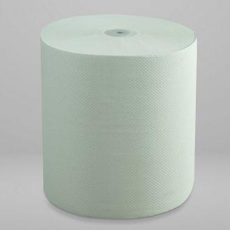 Toalla Secamanos rollo Celulosa laminada Buga 2 capas - 150m blanca