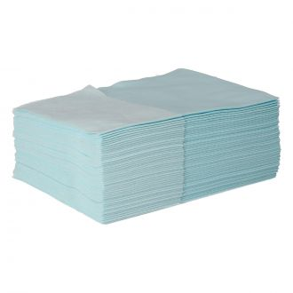 Paño Unitex 38x30cm azul turquesa