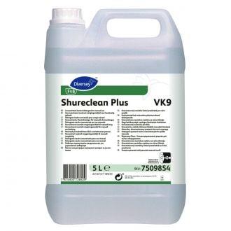 Detergente líquido Shureclean Plus VK9 5L