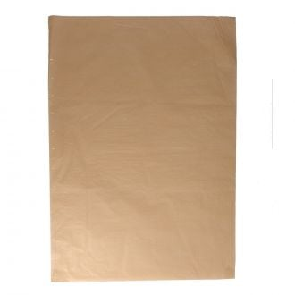 Papel sulfurado 43x60 marrón Sanchis