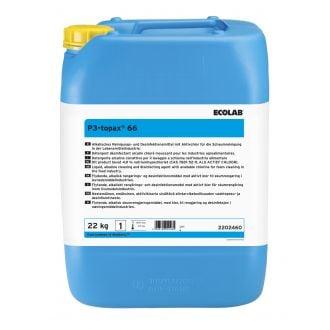 Detergente desinfectante P3-topax 66 22Kg