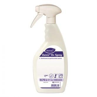Detergente desinfectante Oxivir H+ Spray 750ml