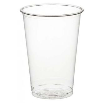 Vaso PLA transparente 230ml Compostable