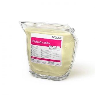 Limpiador desinfectante KitchenPro AziDes 2L