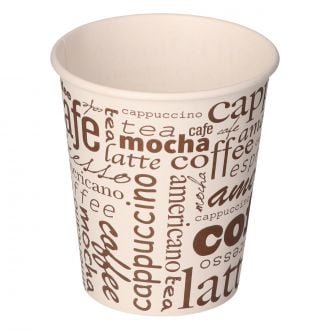 Vaso de papel para café SP6 190ml Coffee