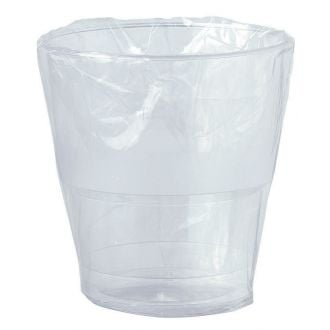 Vaso Tourmaline PS transparente 250ml B1 inyección