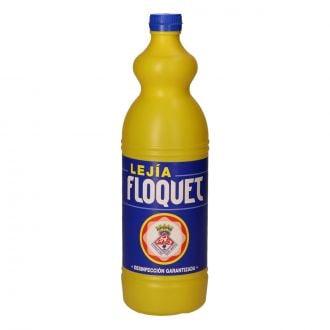 Lejía Clásica desinfectante Floquet 1L