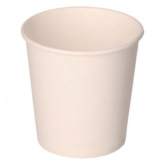 Vaso de Papel SP4 125ml Blanco