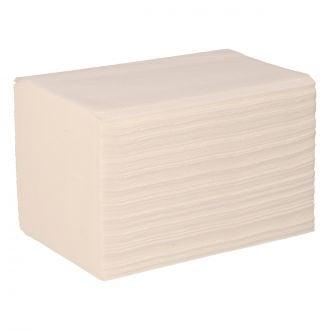 Servilleta 21x17 Buga 2 capas blanca plegado zig-zag