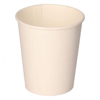 Vaso de papel 280ml blanco SP9