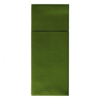 Servilleta Dunileto 40x48 Duni verde 1 capa