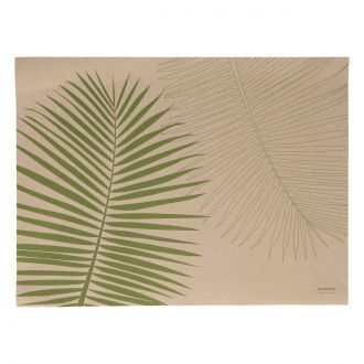 Mantel 30x40 Duni Grass Leaf