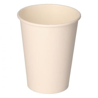 Vaso de papel blanco 385ml