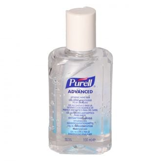 Gel hidroalcohólico manos Purell Advance 100ml