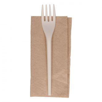 Set de tenedor y servilleta CPLA Super