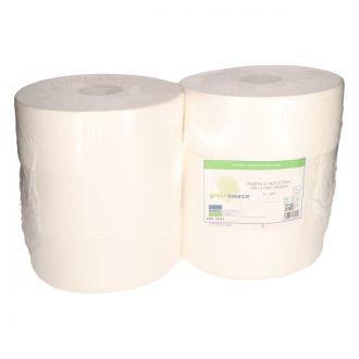 Papel Higiénico Industrial Greensource 2 capas - 300m