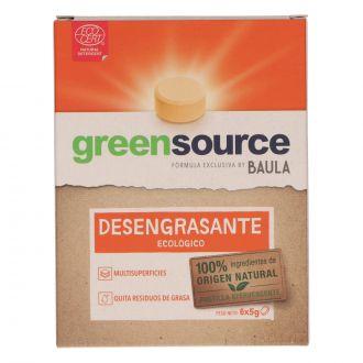 Desengrasante ecológico Greensource Baula
