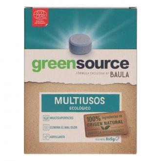 Limpiador Multiusos Ecológico Greensource Baula