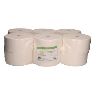 Papel Higiénico Industrial Greensource Celulosa 2 Capas - 200m Minicore