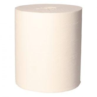 Toalla Secamanos Celulosa Buga 2 Capas - 150m Blanca