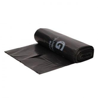 Bolsa de Basura Doméstica 54x60cm Negra G220