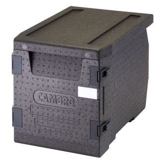 Contenedor Isotérmico con Carga Frontal Cam Gobox GN 1/1 - 3 uds. 100mm