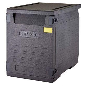Contenedor isotérmico Cam Gobox para bandejas de 60x40 sin guías