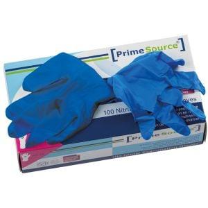 Guantes Nitrilo Azul T-M Prime